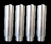 Opnameverhogingen 200 mm (4 stuks)