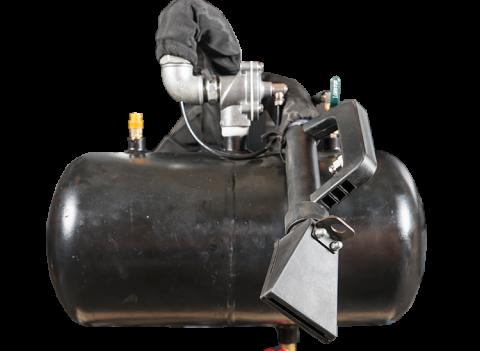 Bead blaster kopen, model BB400, met o.a. grote tank van 24 liter