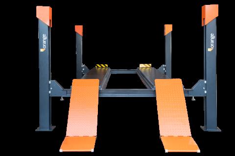 Orange Vierkoloms hefbrug, 4-koloms hefbrug, H35-H55