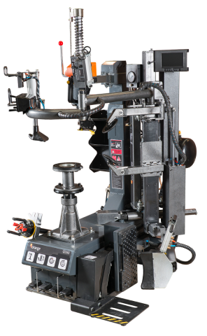 Bandenwisselmachine-bandendemontageapparaat met automatische lepel Q200