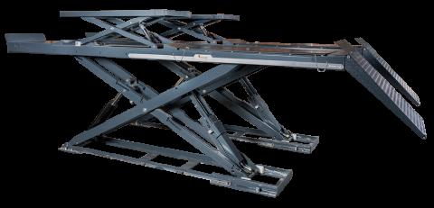 Schaarhefbrug met uitlijnpakket & wielvrijheffer | ORANGE X50AW SUPERTHIN